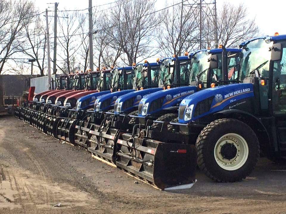 photo tracteur